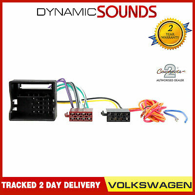 CT20VW01 Wiring Harness For VW Scirocco Tiguan Touareg Touran Transporter UP