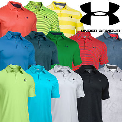 Under Armour Men's UA PlayOff Golf Sports Polo Shirt - 1253479