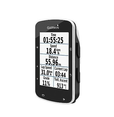 NEW Garmin Edge 520 GPS Cycling Computer | GPS | Bluetooth | ANT+ | 010-01368-00
