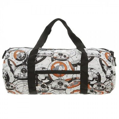 Star Wars The Force Awakens BB-8 Packable Duffle Bag BW-85528