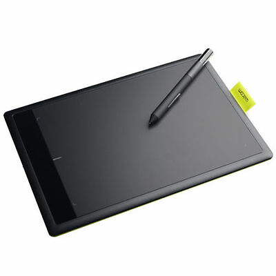 One By Wacom Bamboo Splash Pen Tablet Drawing Tablet CTL471 for PC/MAC/WINDOWS