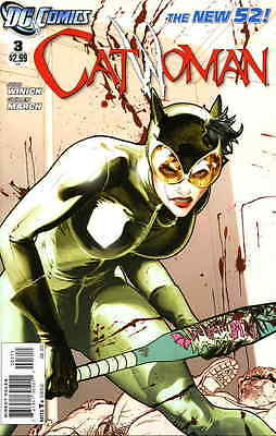 Catwoman #3 (NM)`12 Winick/ March