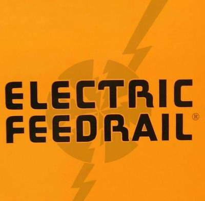 Electric Feedrail Corporation Catalog Heavy Duty Amperes 1965 Vintage Electrical