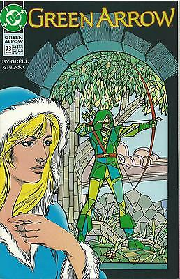 Green Arrow #73 (Dc) (1988 Series)