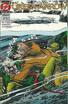 Green Arrow #78 (Dc) (1988 Series)