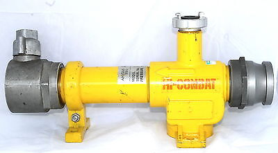 Angus IND-225 Portable Foam Uniductor for fire fighting 0 to 6%