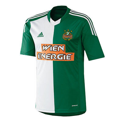 Adidas SK Rapid Wien Jersey 2014/15 Home Shirt Jersey Maillot Maglia