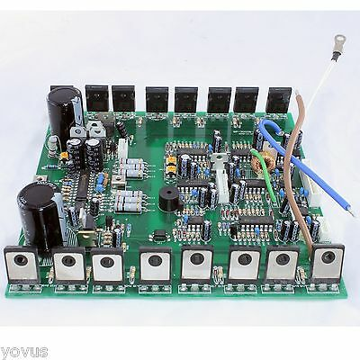 Replacement secondary circuit PCB board for Boost 3000/6000 watt power inverter