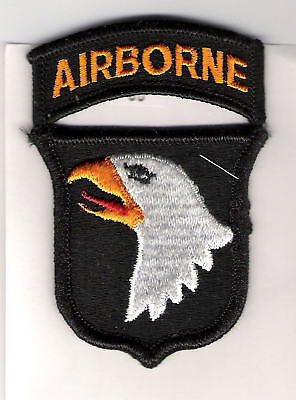 MILITARY PATCH - U. S. ARMY 101st AIRBORNE DIVISION