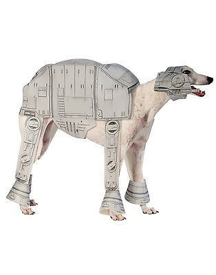 Dog Pet Star Wars At-At Imperial Walker Dress Up Halloween Costume
