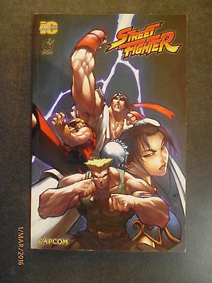 STREET FIGHTER Vol. 1 - Round one: Fight! - Ed. Italycomics - 2005 - NUOVO