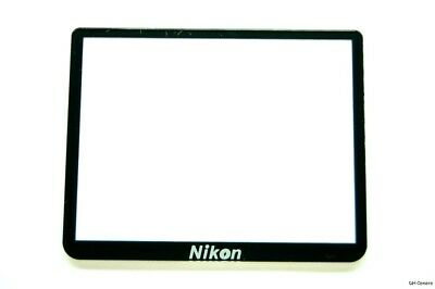 NIKON D3100 LCD Rear cover outer WINDOW NEW ORIGINAL REPAIR PART OEM