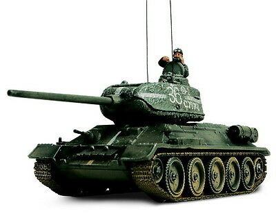 Forces Of Valor 1/72 Diecast Model Russian T34/85 Fov85618