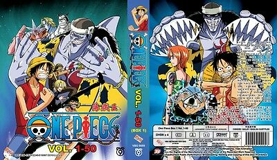 MEGA Pack ONE PIECE TV Boxen | Uncut Episodes 001-811 | 129 DVDs in 24 Sets