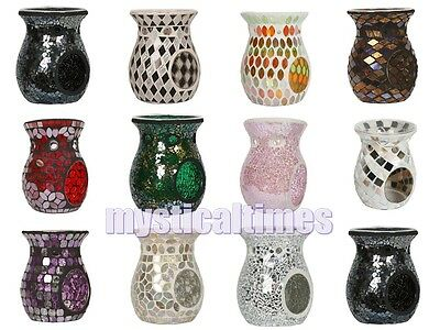 New * Village Candle * Oil Burner For Melts Oils & Yankee Tarts With Free Post