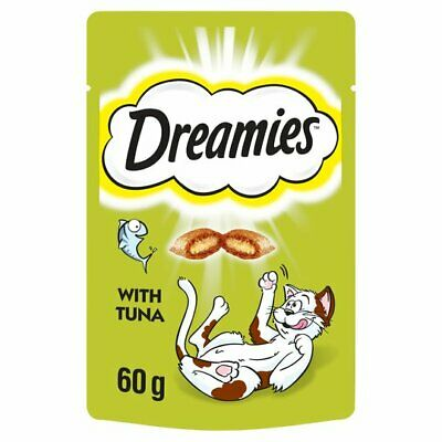 Dreamies Cat Treats 60g Tuna