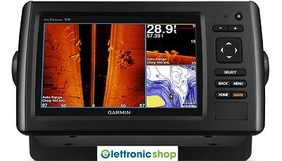 Garmin Echomap 92Sv Chirp Combinato  Eco Gps No Trasduttore Art.010-01578-00