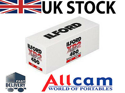 Ilford XP2  Super 120 Film Roll (Single Roll, ISO400, Size 120), New