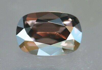 Rare Opportunity: Large 4.22ct Taaffeite; Sri Lanka; GIA. Clean & Transparent