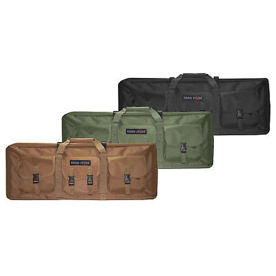"""Every Day Carry Hard Stone 42"""" Triple Rifle Soft Case with Detachable Sniper Mat"""