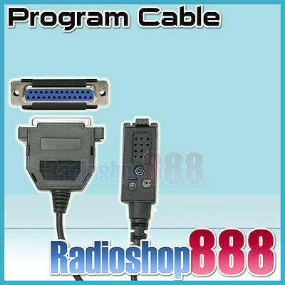 Prog cable adaptor for MOTO HT-600 P-200 MT-1000 P37
