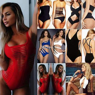 2017 New Women Bandage Push-up Padded Bikini Set Swimwear Swimsuit Bathing Suit