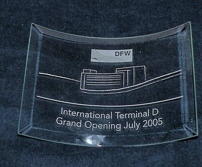 Dfw 2005 Terminal D Opening Commerative Give Away New Airlines American