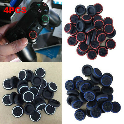 4 x Analog Controller Cap Cover Thumb Stick Grip For Sony PS3 PS4 XBOX ONE/360