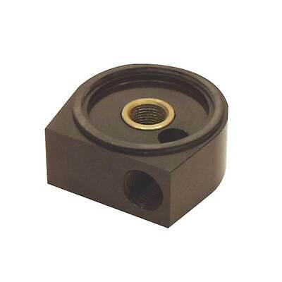 "Canton Universal Single Oil Input Adapter 20mm-1.5 Thread, 2 5/8"" Standard"