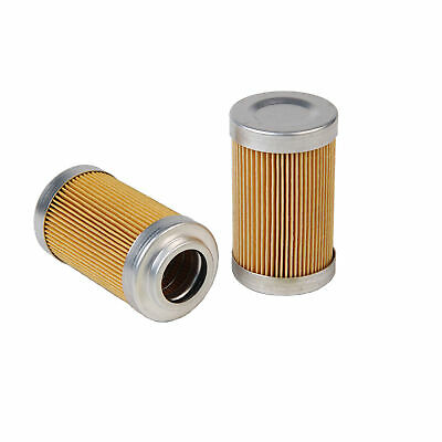 Aeromotive Replacement Element For In Line Fuel Filter -10 Micron Paper 12601