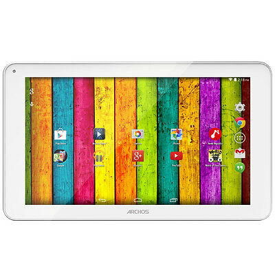 Archos 101c Neon weiß Android Tablet-PC 10.1 Zoll Quad-Core-CPU