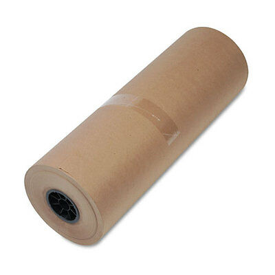 United Facility Supply High-Volume Wrapping Paper, 40lb, 24 In.w, 900'l, Brown,