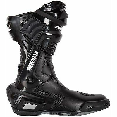 Spada X-Pro CE Approved Waterproof Motorcycle Sports Race Leather Boots - SALE