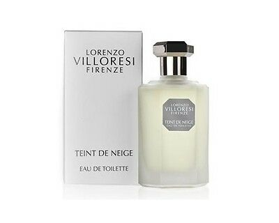 Lorenzo Villoresi Teint De Neige 100Ml Spray Eau De Toilette