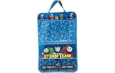 Thomas & Friends Back of Car Seat Tidy / Organiser with iPad / Tablet Holder