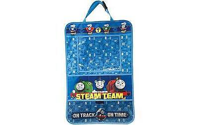 Thomas & Friends Car Seat Tidy / Organiser with iPad / Tablet Holder