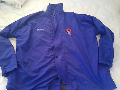 Malaysian Actual Players Xl Cricket Track Lined Top. From 2000 Icc Toronto Comp