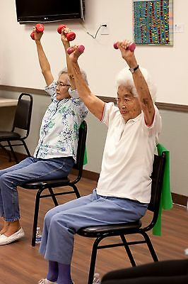 Geri-Fit Older Adults Fall Prevention Instructor Training Course Phoenix Arizona