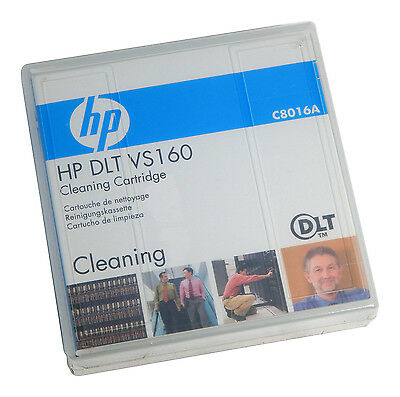 HP DLT VS160 Cleaning Cartridge New C8016A