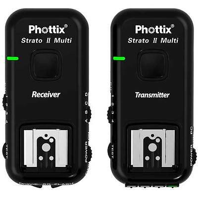 Strato II Wireless 5 in 1 Trigger Set for Nikon PH15653