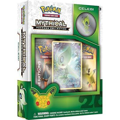 POKEMON MYTHICAL COLLECTION * Celebi