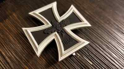 Imperial German military Iron Cross collection 1st class, 2nd class, pin back