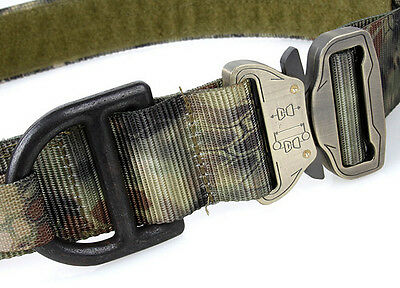 TMC Tactical Adjustable 1.75 Rigger Belt Buckle for airsoft hunting MAD