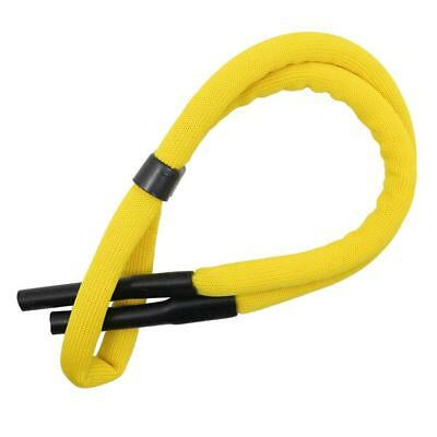 Sunglasses Glasses Eyewear Yellow Neck Strap Cord Spectacles Holder Rope