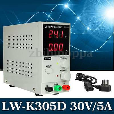 LW-K305D DC 30V 5A Switching Power Supply Adjustable Precision LCD Display HOT