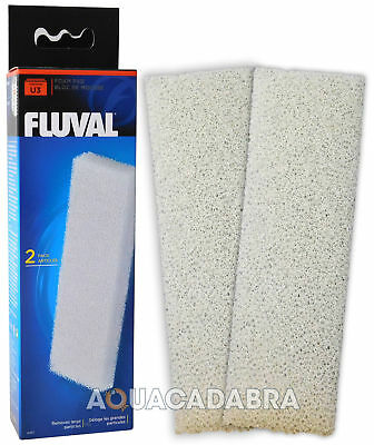 Fluval U3 Sponge Foam Genuine Internal Replacement Filter Pad Media Fish Tank