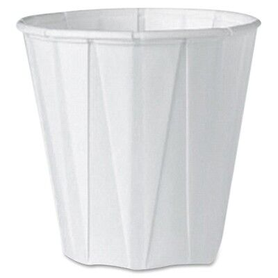 Cup;paper;pleated;3.5Oz