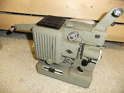 Bell And Howell 8mm Projector Instructions