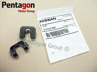 New Genuine Nissan Qashqai -2013 J10 Rear Parcel Shelf Clip 015532109E