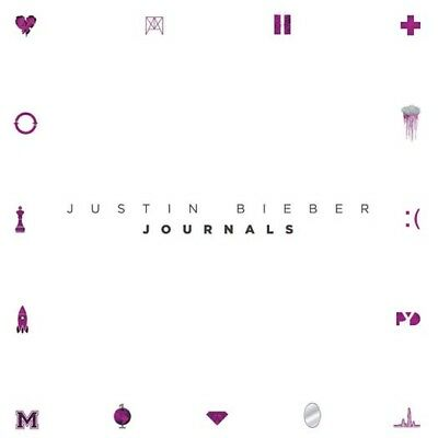 JUSTIN BIEBER Journals 2LP Vinyl NEW 2016